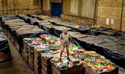 Знакомьтесь: бразильский бизнесмен, в коллекции которого миллионы пластинок!