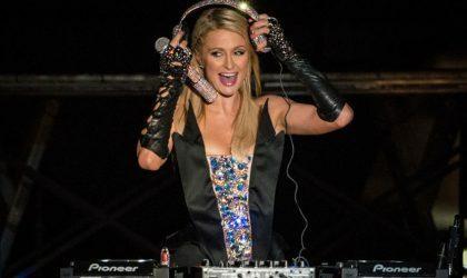 Paris Hilton получила 347,000 долларов за часовой сет в Amnesia