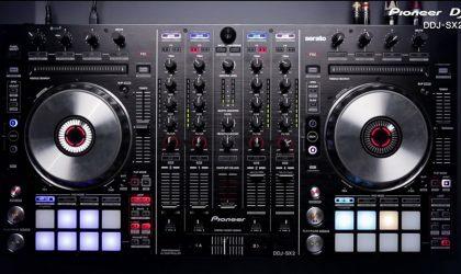 Pioneer выпустит DDJ-SX DJ2