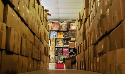 Бирмингемский магазин пластинок распродает коллекцию по 1 фунту