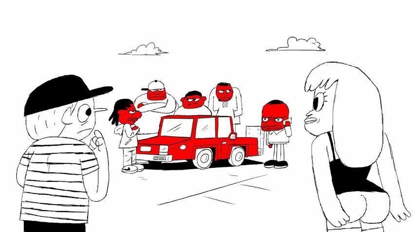 В эти выходные в Латвии пройдут показы фильмов Манхэттенского фестиваля короткометражек
