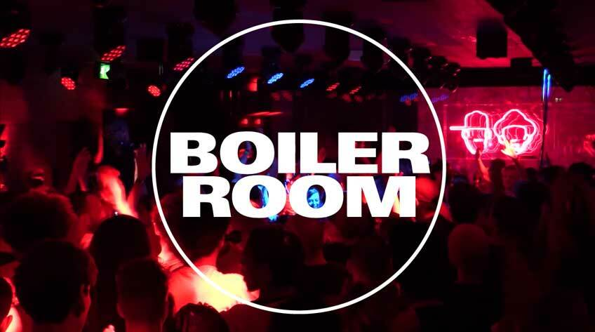 Смотрите Boiler Room с участием Masters At Work