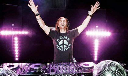David Guetta выступит и в Риге