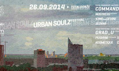 В пятницу в бывшем Доме печати пройдет вечеринка Urban Soulz
