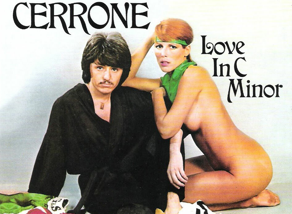 Наследие французской диско-легенды Cerrone собрано на двойнике