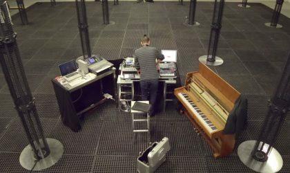 Смотрите фильм о трехмерной звуковой системе 4DSOUND и слушайте сет Stimming