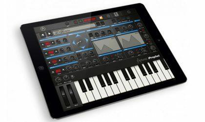Программные разработчики Arturia объявили о выпуске синтезатора Prophet VS для iPad