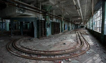 Владелец Tresor хочет открыть клуб на заброшенном заводе в Детройте