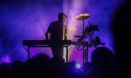 Смотрите фотографии с концерта Trentemøller