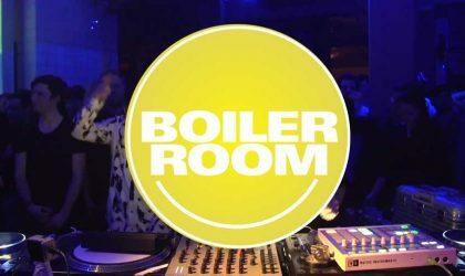 Boiler Room знает, что вы делали прошлой ночью