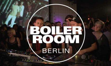 Смотрите Boiler Room из Берлина с участием Maceo Plex и других