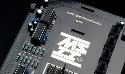 Лейбл Mute выпустит синтезатор