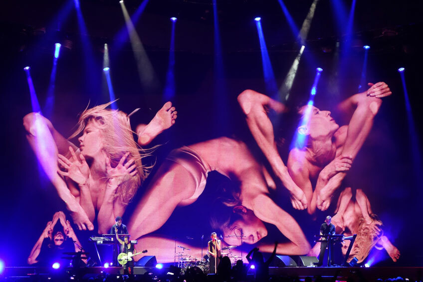 Смотрите трейлер концерта Depeche Mode «Live In Berlin»
