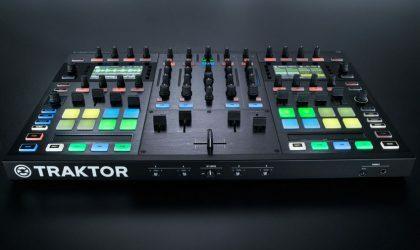 Вышел новый контроллер Traktor Kontrol S8