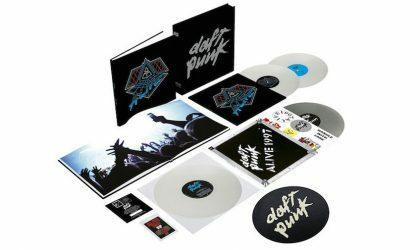 Альбом Daft Punk «Alive 2007» впервые выйдет на пластинке