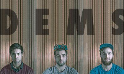 Слушайте эклектичный микс группы DEMS