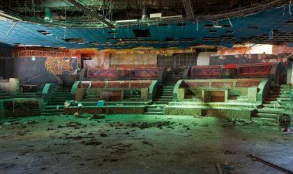 Смотрите фотографии заброшенных клубов Италии