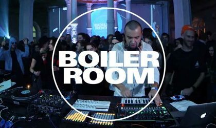 Смотрите сет KiNK в Boiler Room в Москве