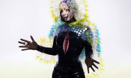 Новый альбом Björk просочился в сеть за несколько месяцев до выхода