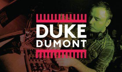 Слушайте микс  Duke Dumont с частной вечеринки Holy Ship на Багамах