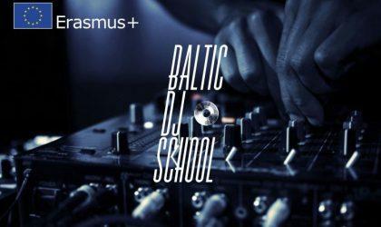 Рижская диджейская школа объявила о проекте в рамках Erasmus+