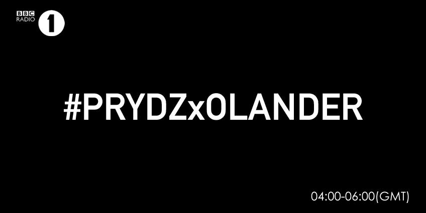 Слушайте первый Essential Mix 2015 года от Pryda и Olander