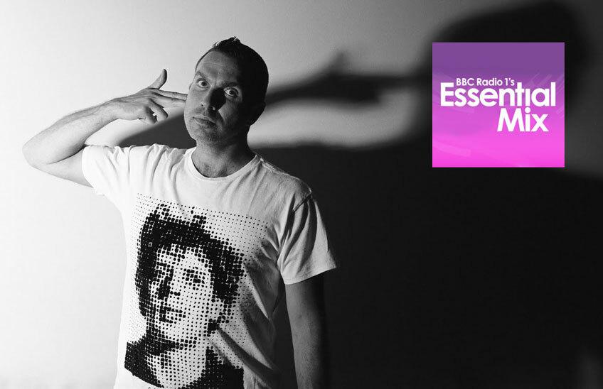 Слушайте Essential Mix от Luke Solomon
