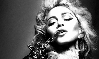 Madonna упала на сцене во время BRIT Awards