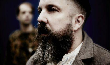 Борода Andrew Weatherall выставлена на продажу на eBay