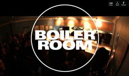 Смотрите Boiler Room с участием Eats Everything в Бристоле