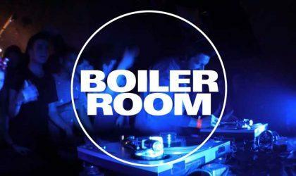 Смотрите Boiler Room из Парижа