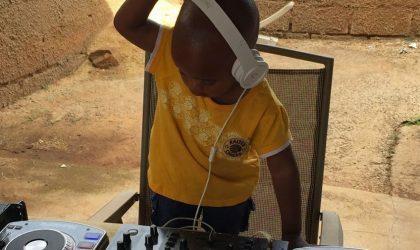 DJ Arch Jnr – первый диджей в пеленках