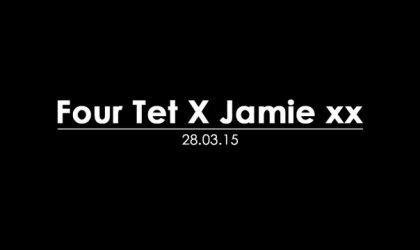 Слушайте Essential Mix  от Jamie xx и Four Tet
