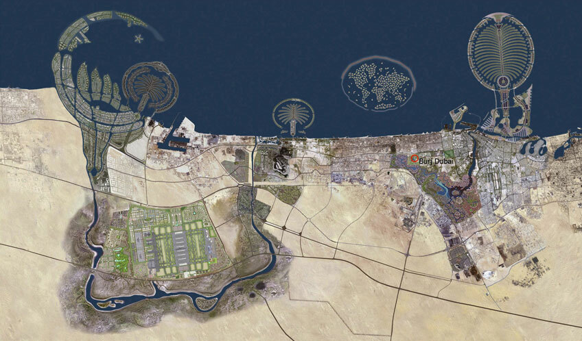В Дубае построят «новую Ибису»