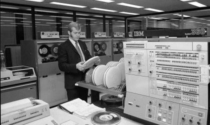 Воссоздать звучание компьютеров 60-х