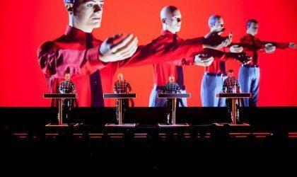 В феврале следующего года Kraftwerk покажут в Риге свое трехмерное шоу