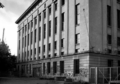Ostgut Ton выпустит мюзикл о клубе Berghain