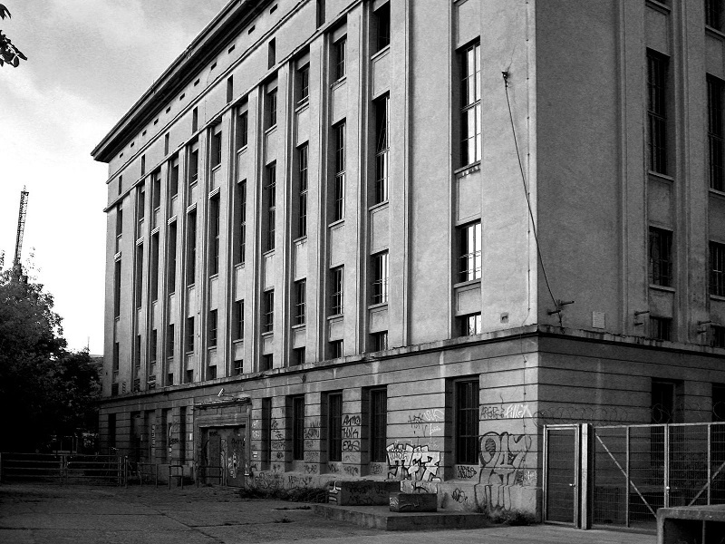Клуб Berghain