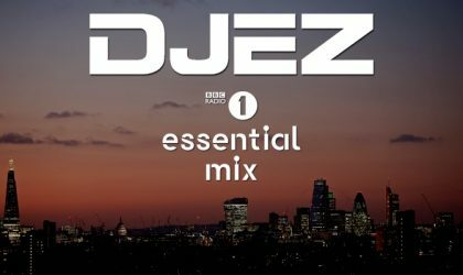 Слушайте Essential Mix от DJ EZ в стиле UK garage