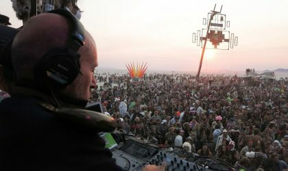 Слушайте микс Lee Burridge из Robot Heart на Burning Man