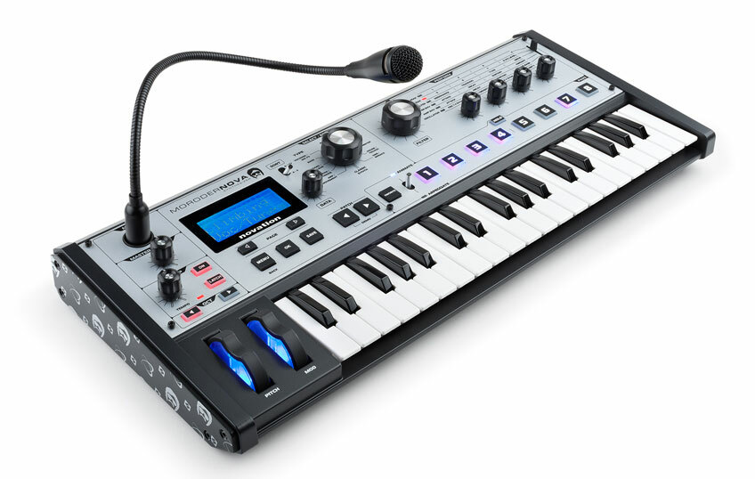 Джорджио Мородер и Novation выпустят синтезатор