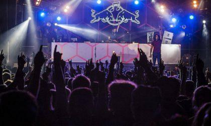 Объявлены первые участники сцены Red Bull Music Academy на фестивале Positivus