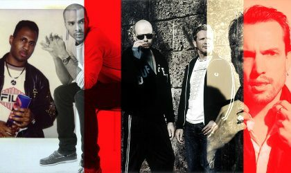 Пластинки, звучащие вечно: Armando, Jam & Spoon, DJ Mehdi, Martin Dawson