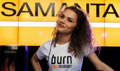 Прибалтику на Burn Residency представит Samanta из Литвы