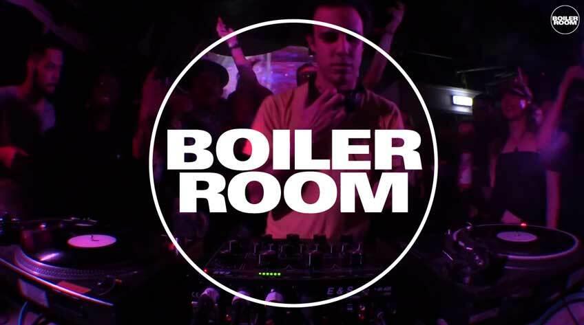 Смотрите Boiler Room от Four Tet