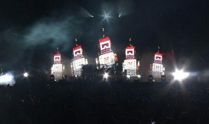 В эту субботу в Вильнюсе выступят The Chemical Brothers