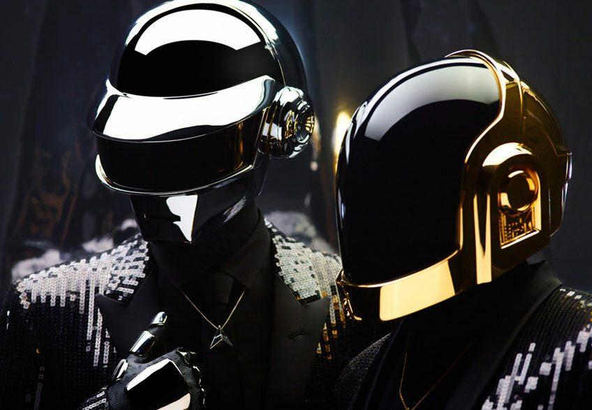 Альбомы Daft Punk «Homework» и «Alive 1997» переиздадут на виниле