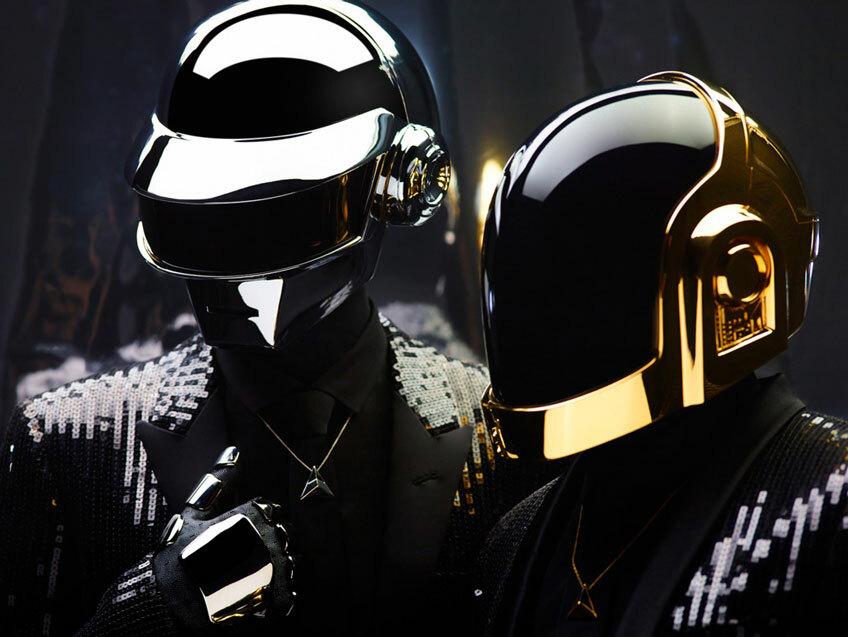 Весной в Париже откроется выставка с участием Daft Punk, Лорана Гарнье и Kraftwerk