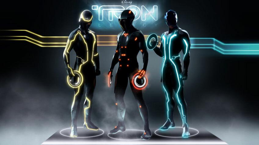 Выйдет ли «Tron 3» с музыкой Daft Punk?
