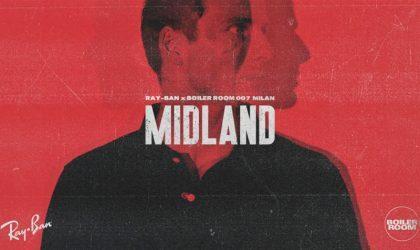 Смотрите Boiler Room из Милана с Midland и DJ Harvey